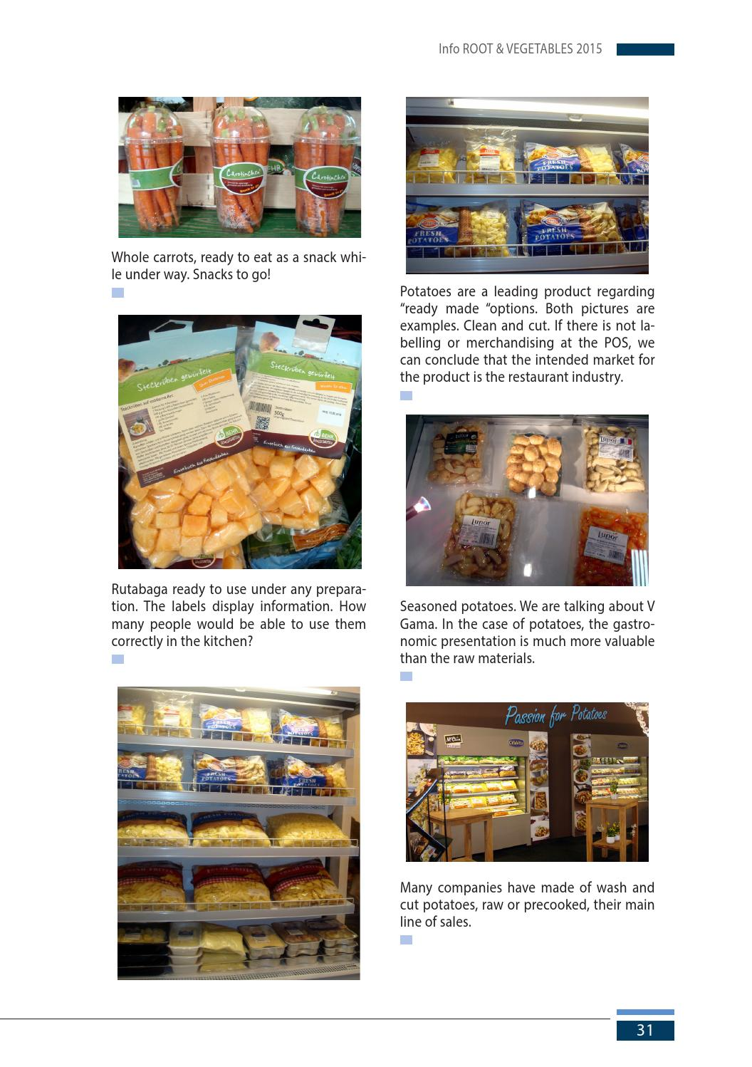 INFO Root Vegetables 2015 by Horticultura & Poscosecha - issuu