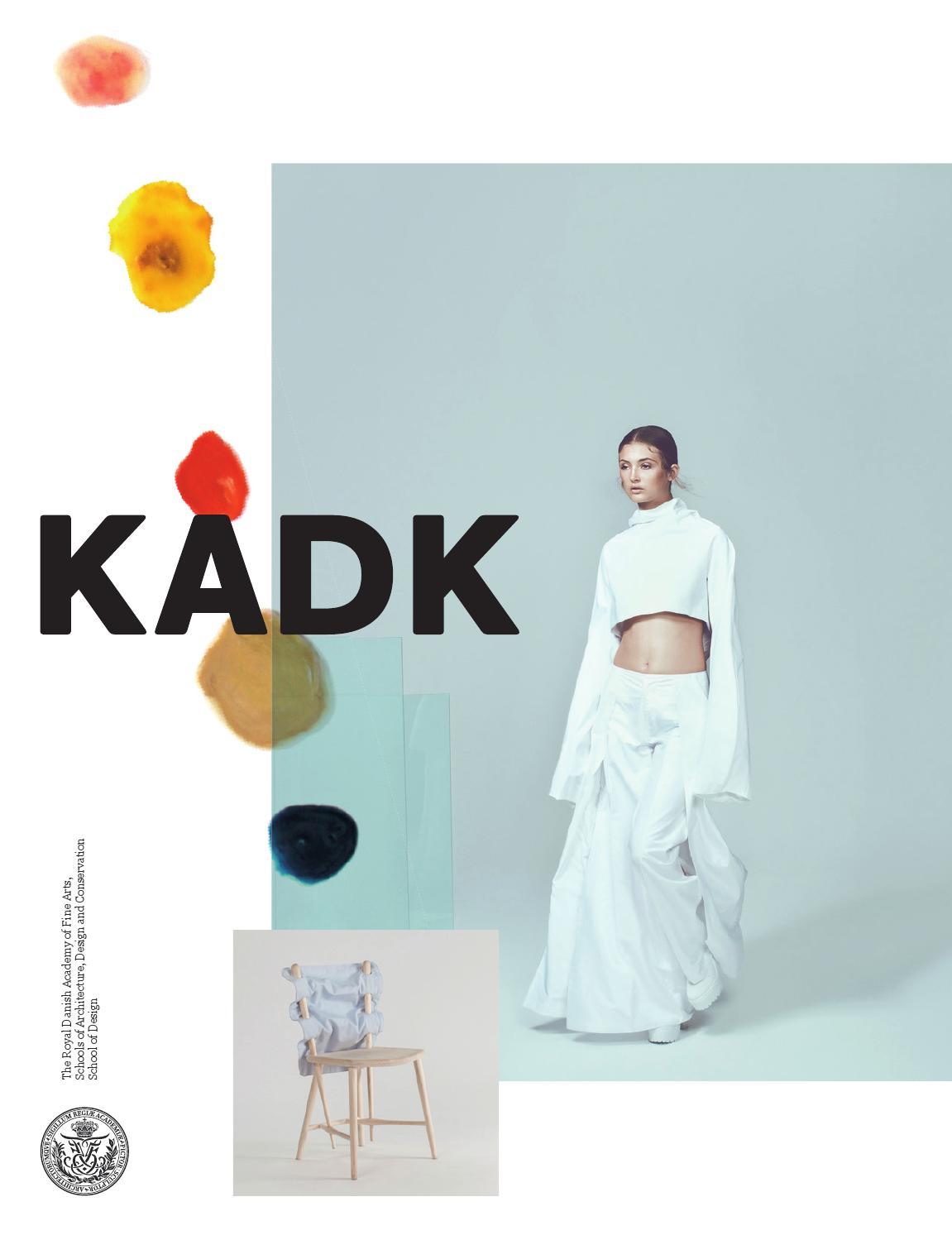 Kadk School Of Design By Kunstakademiets Skoler For Arkitektur Design Og Konservering Issuu