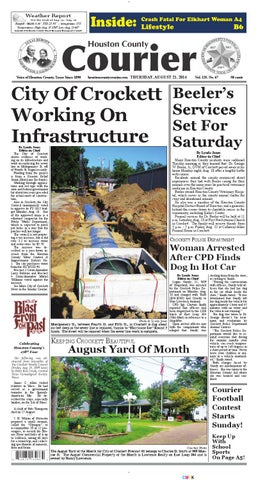 News Photos Infrastructure Daring Rescue By Houston County Courier