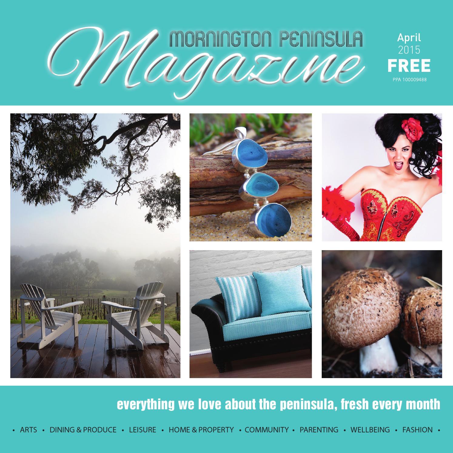 Mornington Peninsula Magazine April 2015 by Mornington Peninsula ...