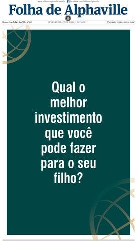 7cf898565f040 Edicao 601 by Folha de Alphaville - issuu