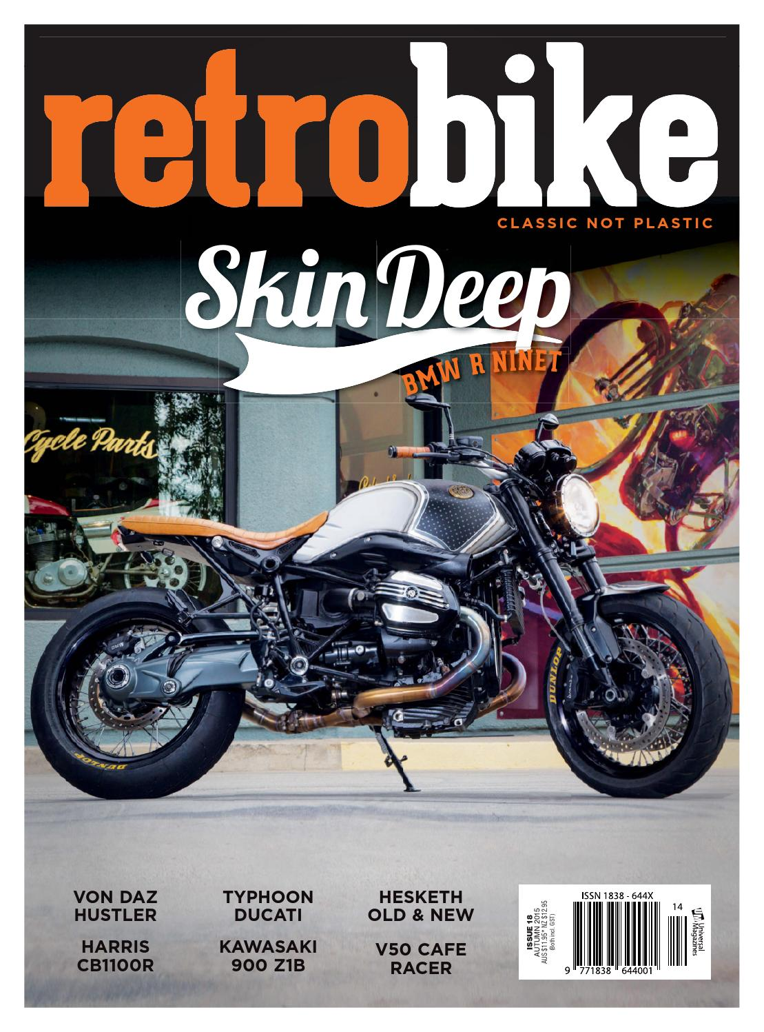 Retro Bike Issue 18 By Retrobike Official Issuu