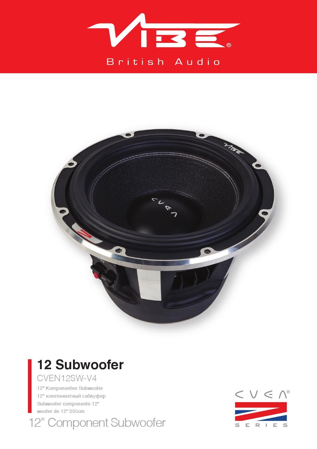 Vibe Subwoofer Wiring Diagram 29 Images 10 Inch Rockford Fosgate Sub Page 1 Cven12sw 12 Manual By Audio Issuu At Cita