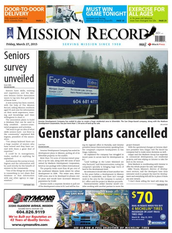Mission city record march 27 2015 by black press issuu page 1 sciox Choice Image