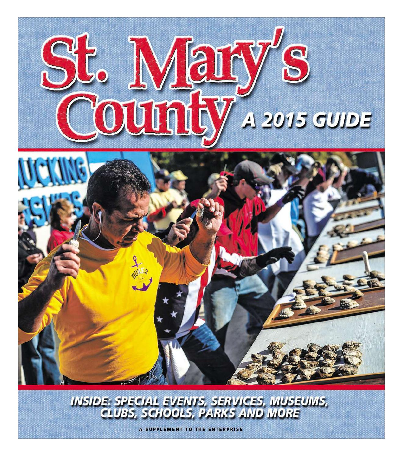 d58deae9c1d7 Stmarys newcomers 032715 by SoMDNews - issuu