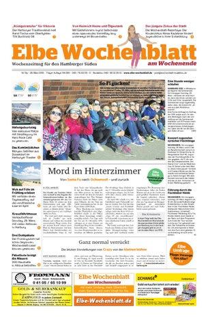 Wochenende Kw13 2015 By Elbe Wochenblatt Verlagsgesellschaft Mbh