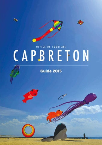 Guide pratique hebergement 2015 by office de tourisme de capbreton issuu - Office de tourisme cap breton ...