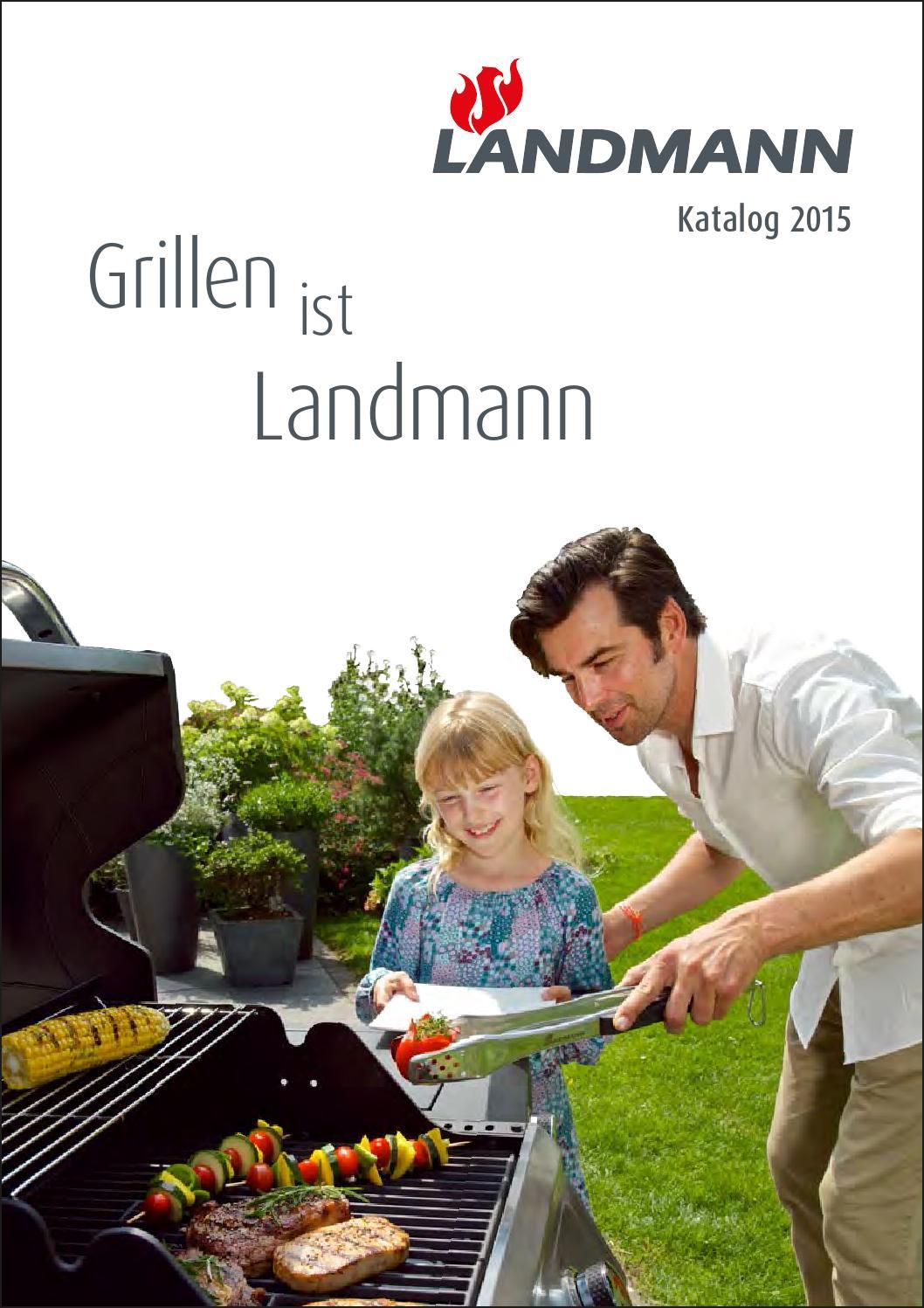 Grill-Reinigungsbürste Landmann Ersatzbürsten 13634