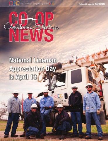 Oklahoma Electric Co Op News April 2015 By Oklahoma