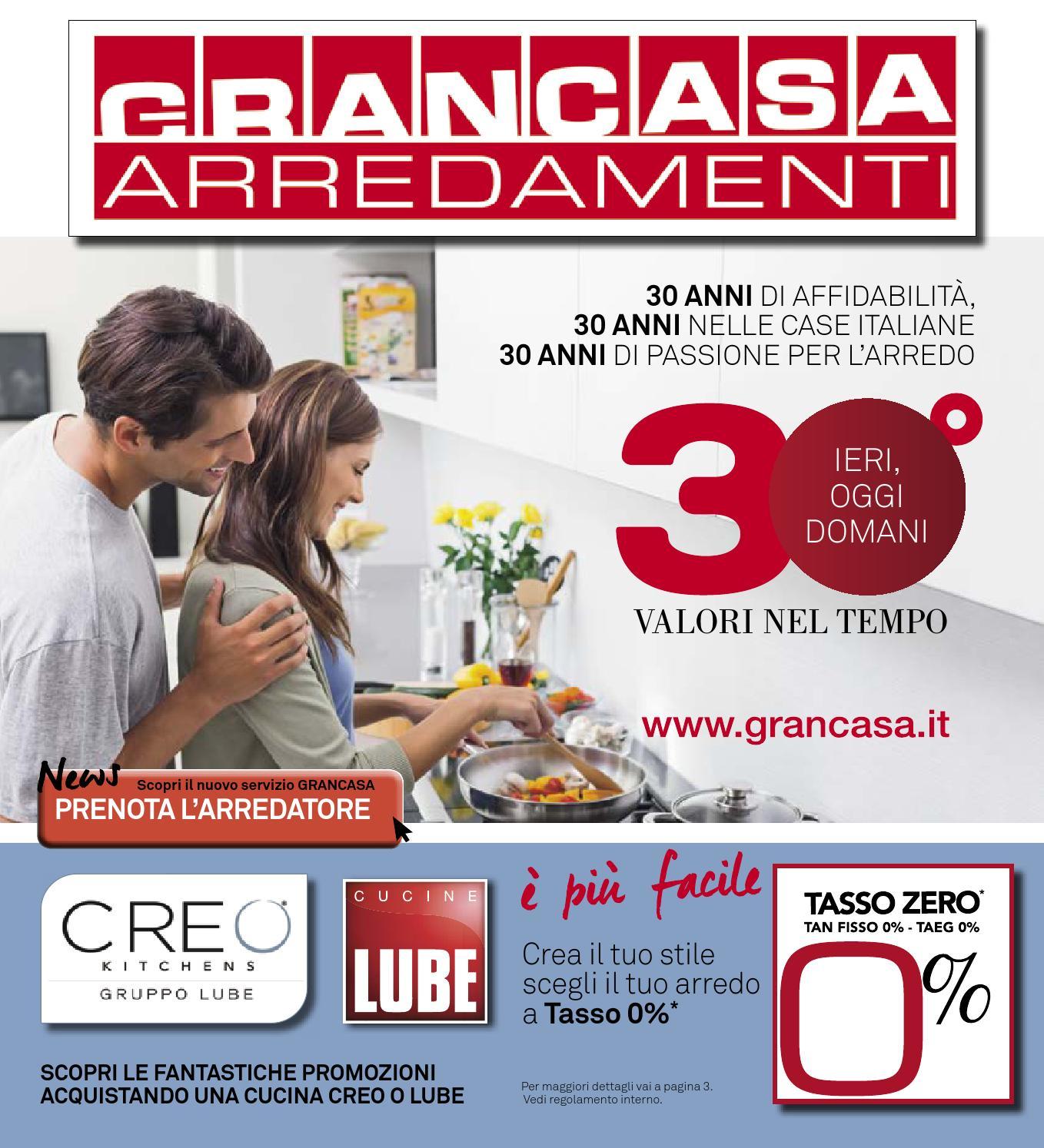 Grancasa valori nel tempo by mobilpro issuu - Catalogo grancasa ...