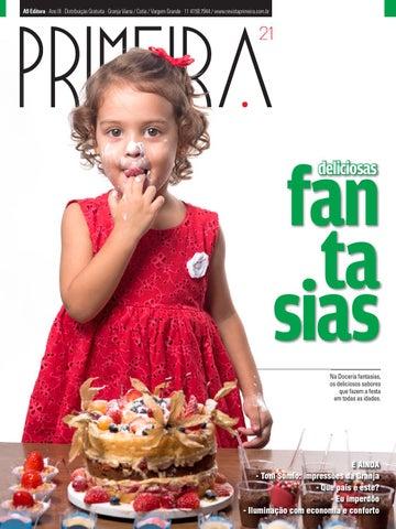 Revista Primeira · 21 · 2015 by Revista Primeira - issuu b71964d5be2