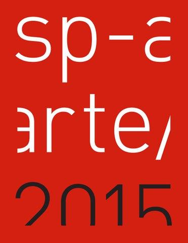 SP-Arte 2015 by SP-Arte - issuu e7ca9ea1a2a