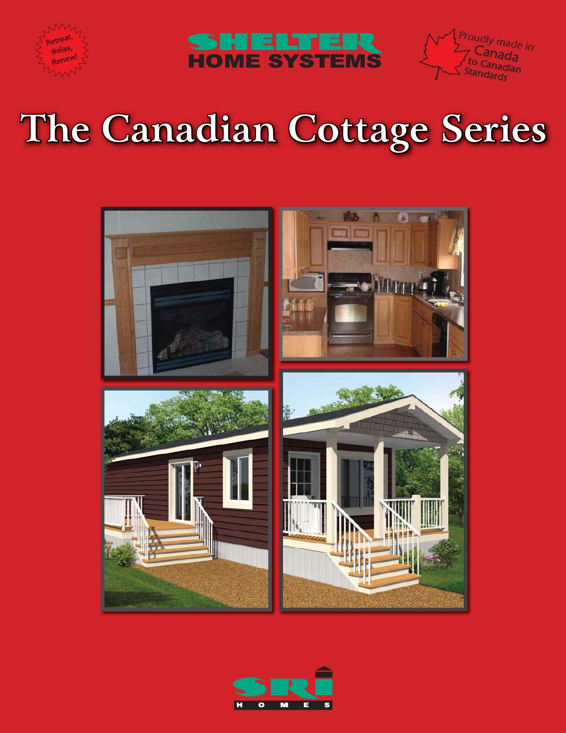Can cottages 2012 by ralf klenke issuu for Cottage packages manitoba