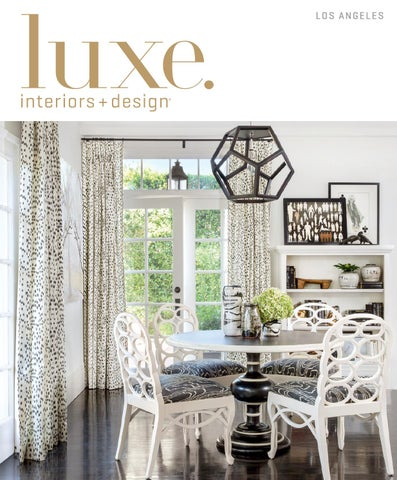 Luxe magazine spring 2015 los angeles by sandow media llc issuu page 1 malvernweather Gallery