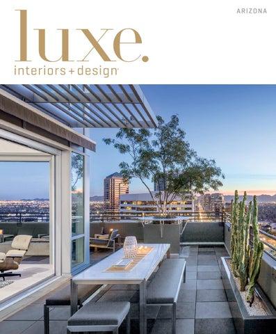 Luxe Magazine Spring 2015 Arizona By SANDOW®   Issuu
