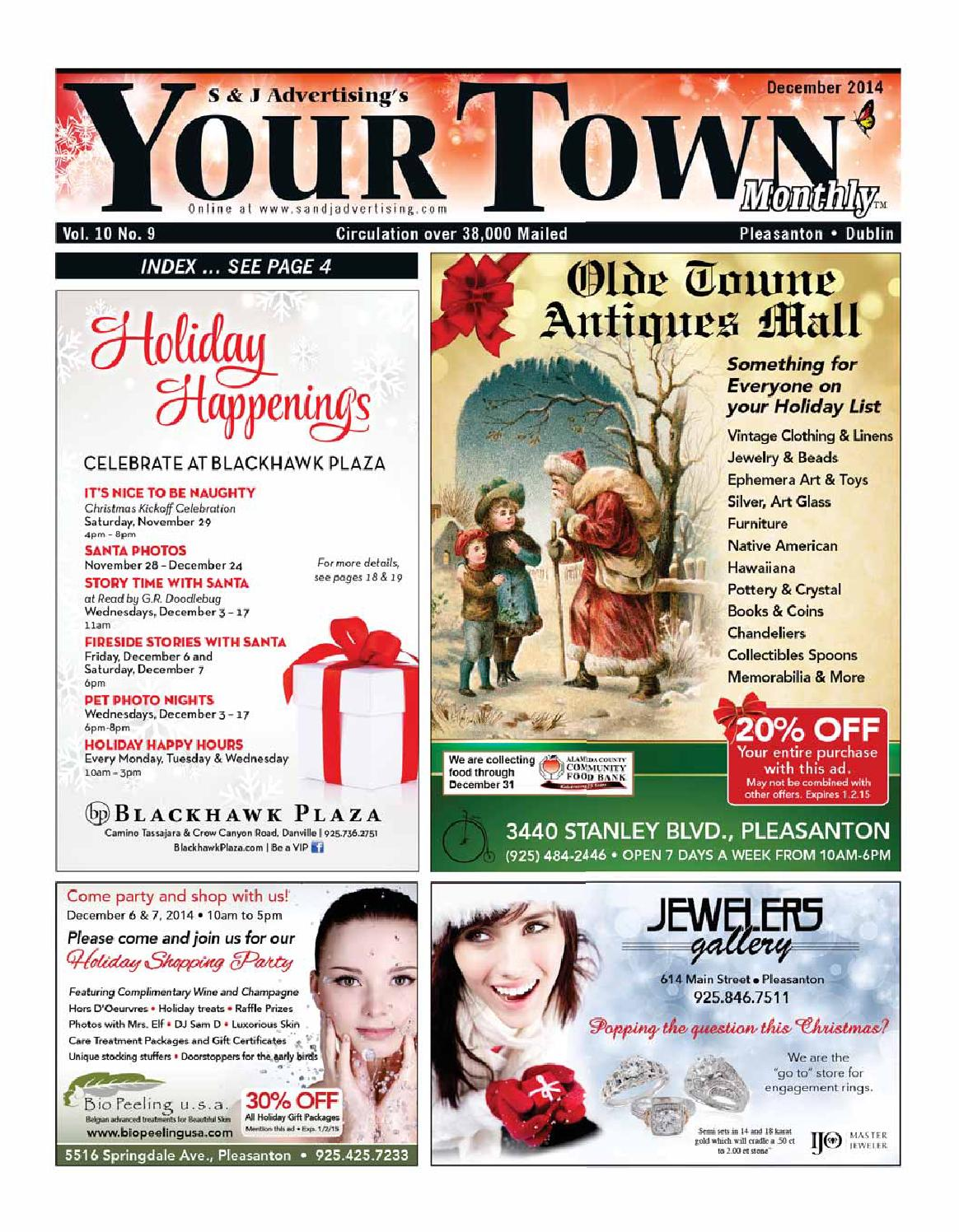 62f6a569798 Pleasanton/Dublin December 2014 by Your Town Monthly - issuu
