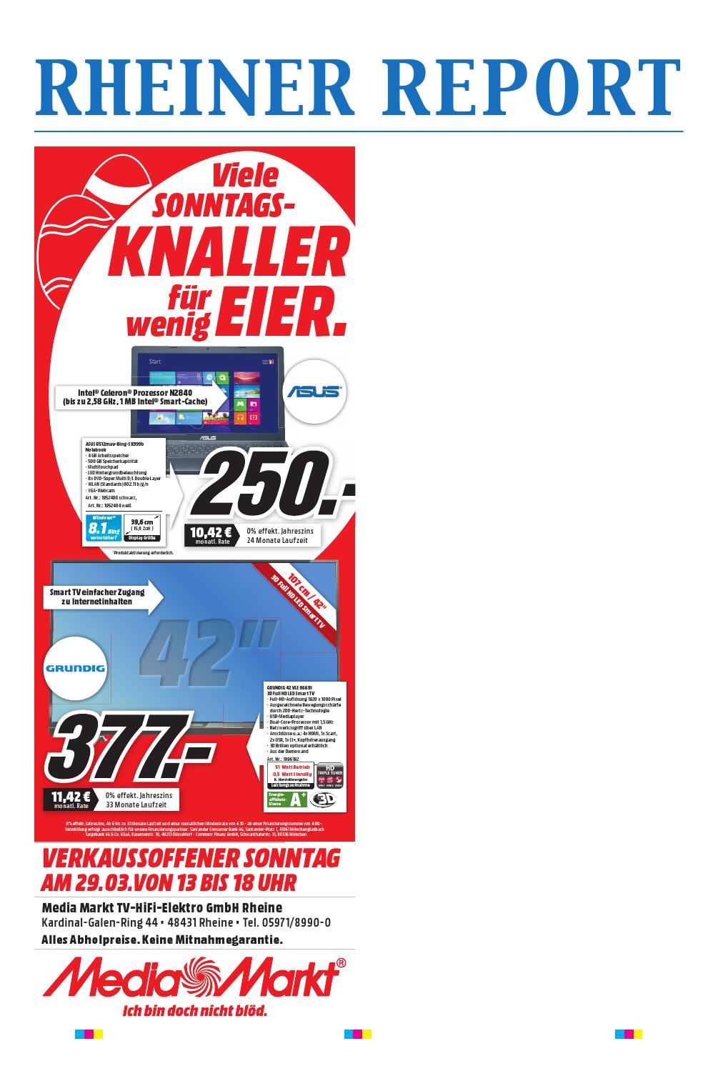 KW13-2015 by Rheiner Report GmbH - issuu