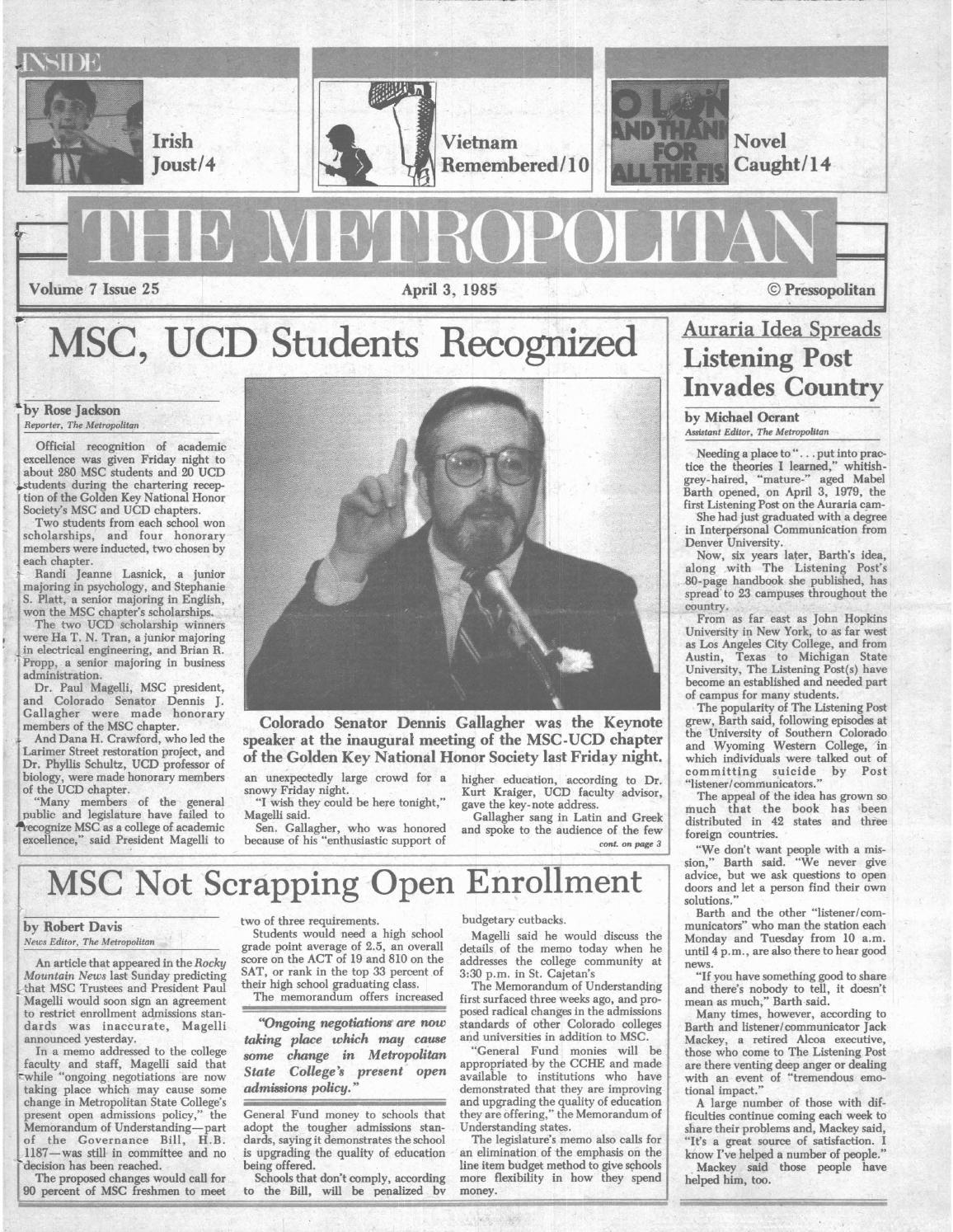 april 3 1985