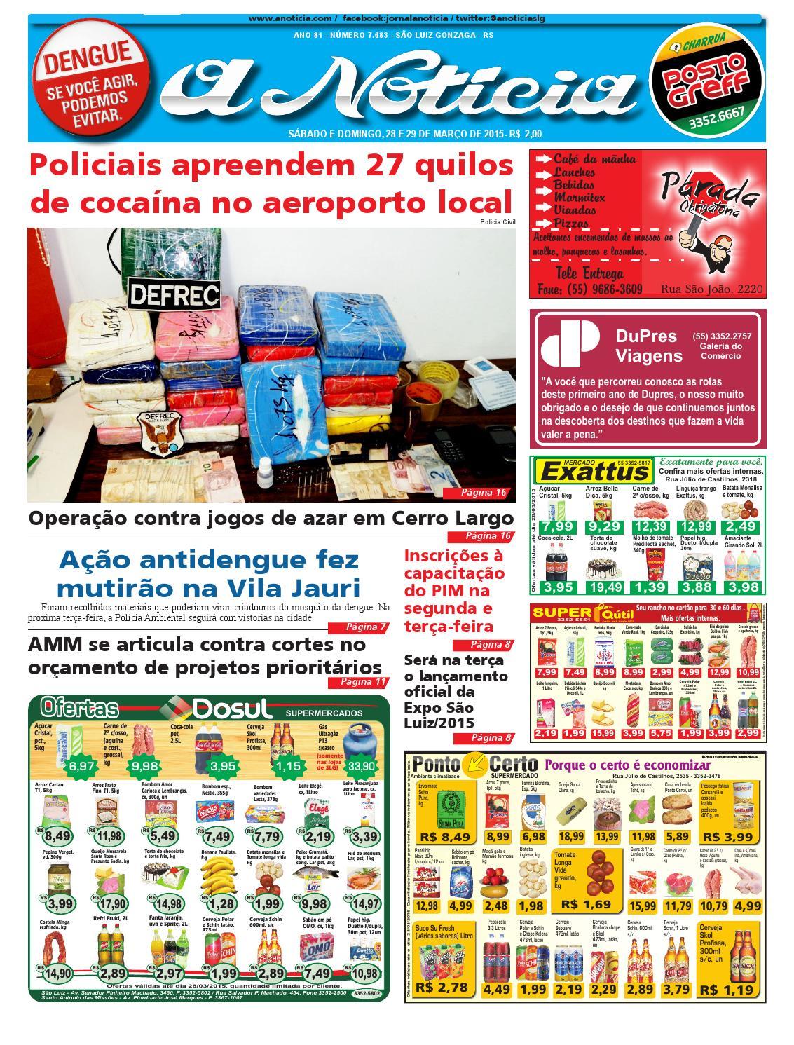 Edição de 28 e 29 de março de 2015 by Jornal A Notícia - issuu f1f9953440
