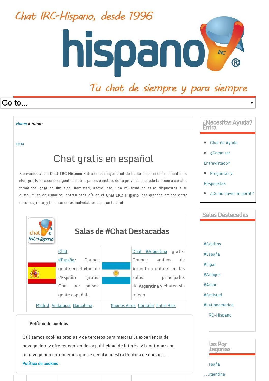 Chat Caliente gratis