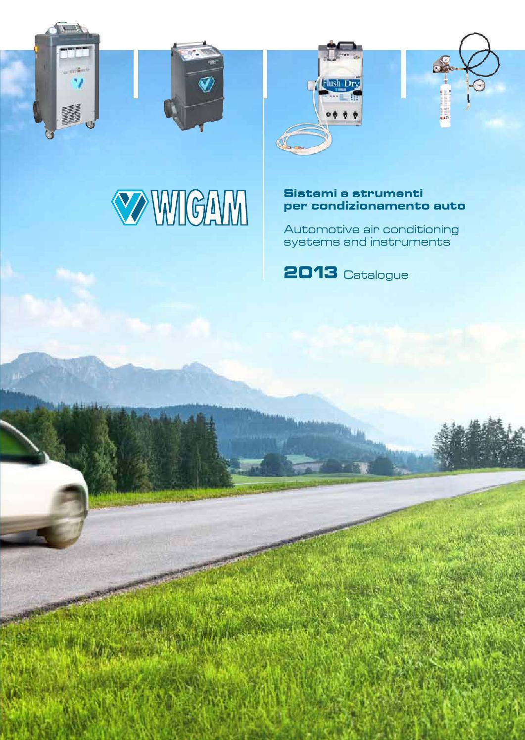 Wigam ELD-H cercafughe elettronico 09001081