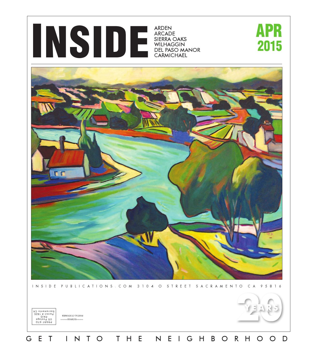 Inside Arden Apr 2015 By Publications
