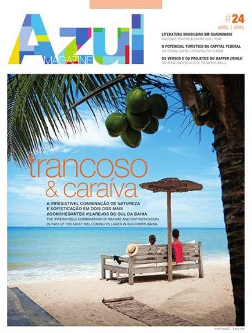 c07ca54b6420f Azul Magazine   Edição 24 by Naiche - issuu