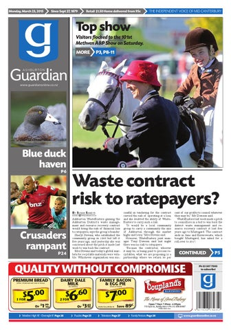 Ag 23 march 2015 by ashburton guardian issuu page 1 gumiabroncs Images