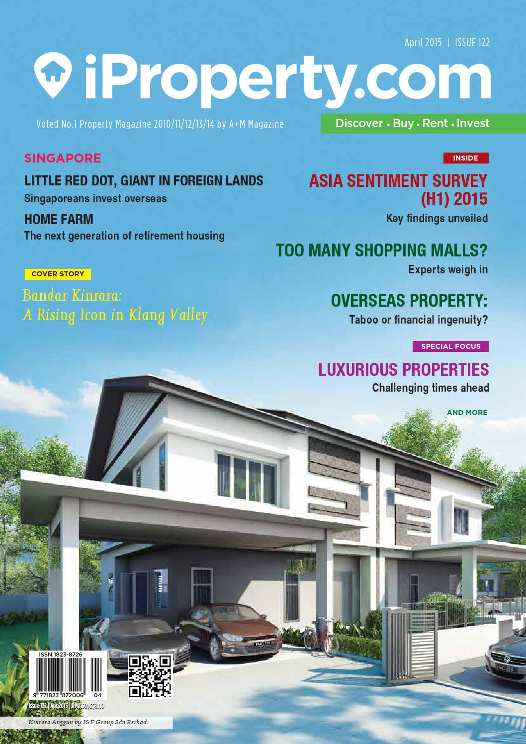 iProperty.com Issue 122 (April 2015) by iproperty.com - issuu