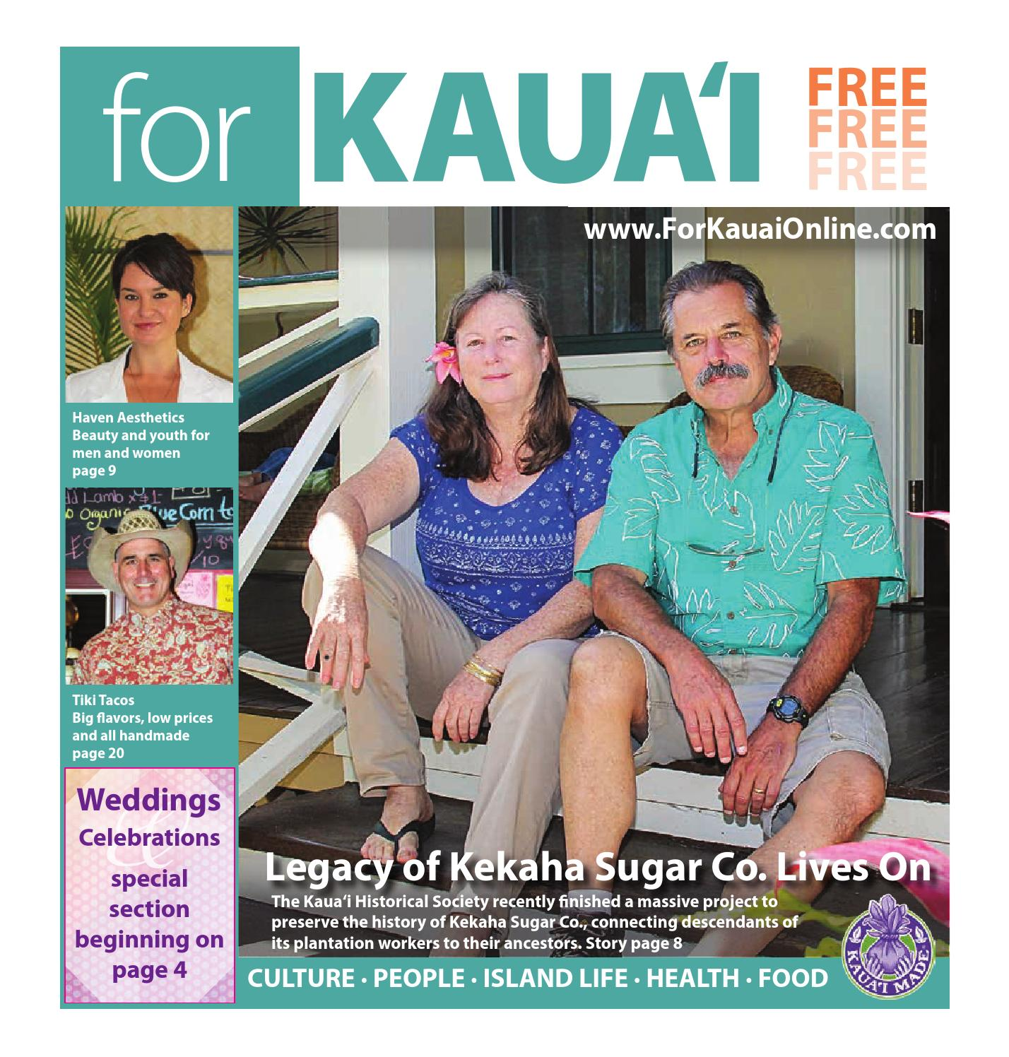 kekaha single women Have an event you would like added to the kauai calendar submit your kauai event here have a question or need help please contact us 808 822-2846 or email events.