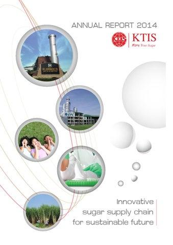 KTIS: Annual Report 2014 EN by Kaset Thai International Sugar