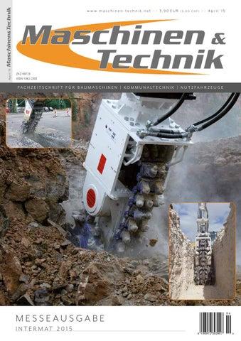 Maschinen&Technik | April 2015 by TB Verlag - issuu