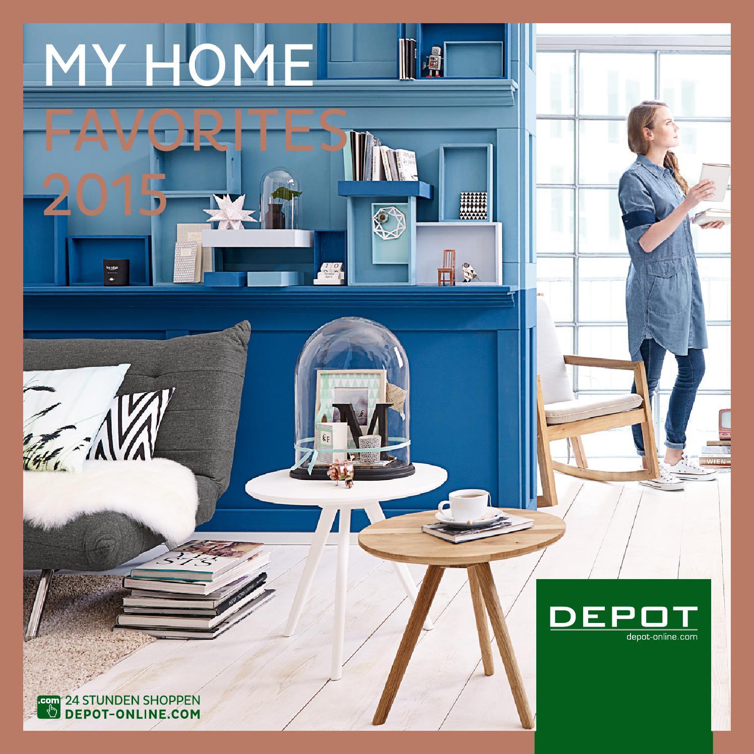 Depot Angebote My Home Favorites 2015 By Promoprospekte De Issuu