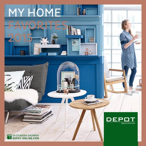 Depot Angebote My Home Favorites 2015 By Promoprospektede Issuu