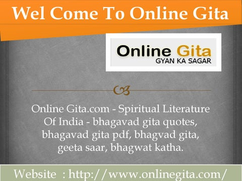 Geeta Saar In Hindi Pdf