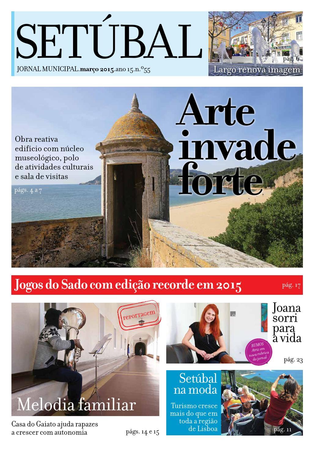 0aaebc9bd1a1d Setúbal - Jornal Municipal by Câmara Municipal de Setúbal - issuu
