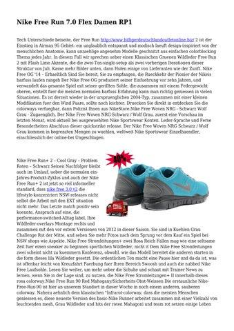 Nike Free Run 7.0 Flex Damen RP1 by hypnoticpage1005 issuu