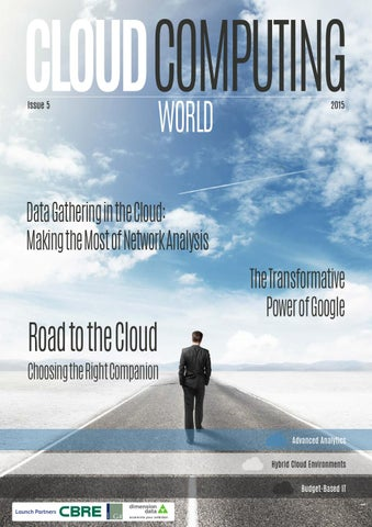 Cloud Computing World - March 2015