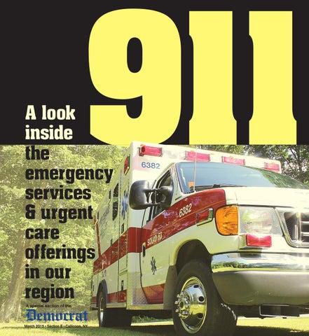 911 2015 By Sullivan County Democrat Catskill Delaware