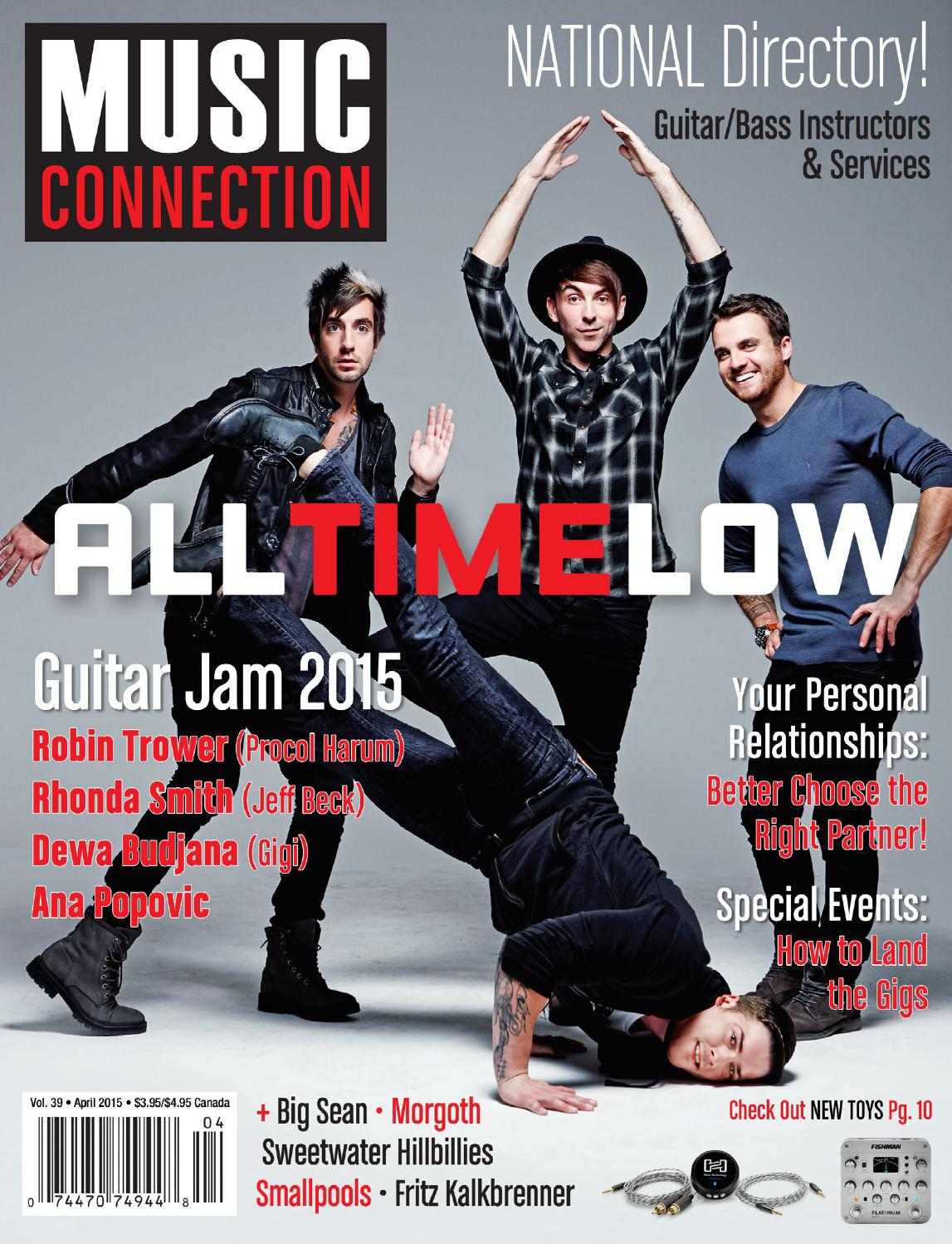 Music Connection April 2015 by Music Connection - issuu