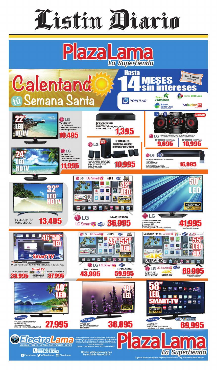 first rate 44d72 4ec75 LD 2015-03-30 by Listín Diario - issuu