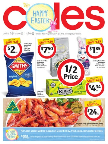 Nsw coles 01042015 07042015 by hojunara issuu page 1 negle Gallery