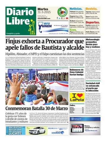 Diariolibre4215 by Grupo Diario Libre, S. A. - issuu