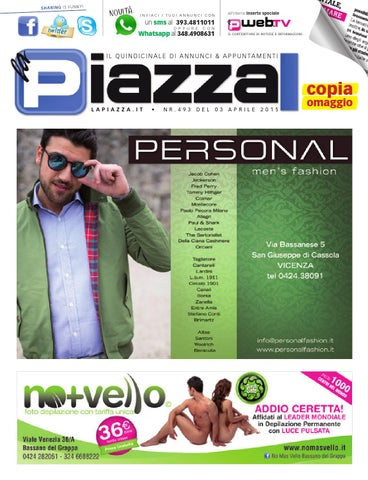 Online493 by la Piazza di Cavazzin Daniele - issuu 1076278de24