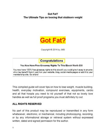Burning fat without calorie deficit image 8