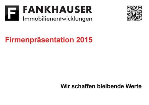 Fankhauser 2015 By Stark Itect Issuu