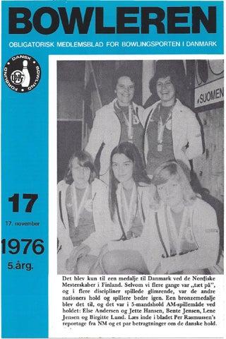 hvad skete der i 1976 i danmark
