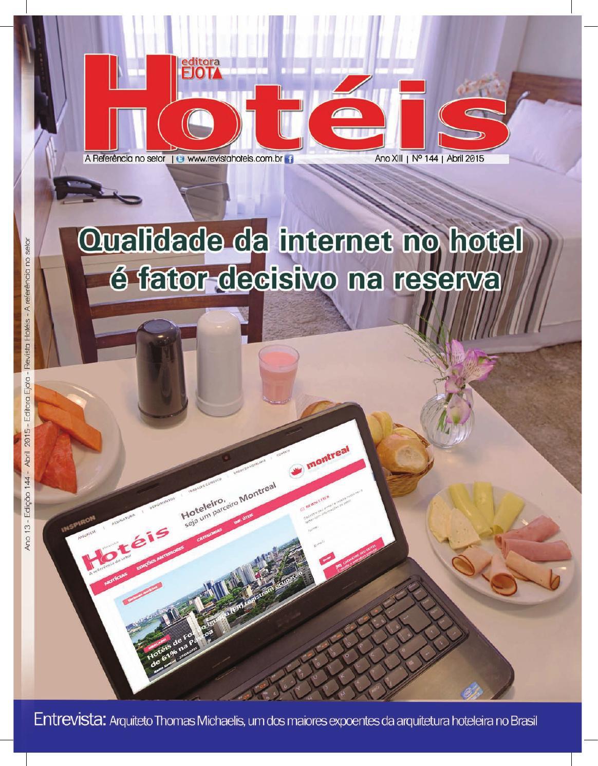 Revista Hotéis - Edição 144 by Revista Hotéis - issuu eaa1167b402
