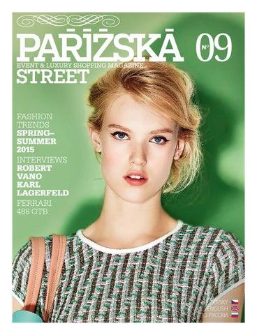 Parizska 01 15 by Pařížská street - issuu 1a81a47a19a2e