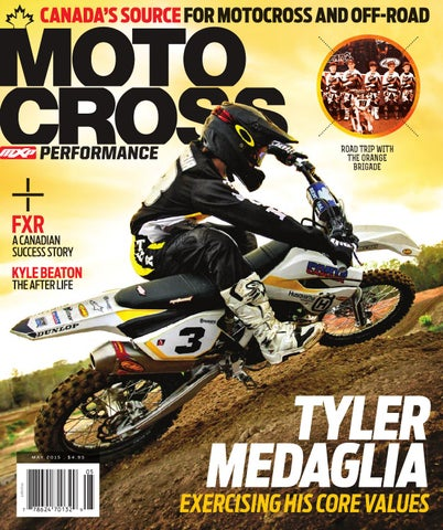 Old School MX BMX Motocross Hunt-Wilde Grips-Yamaha Moto